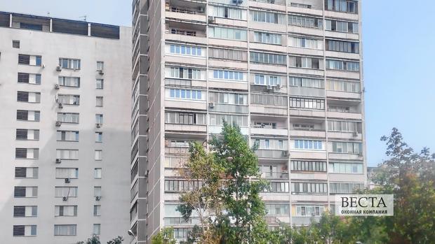Цены на остекление балконов в доме серии 1 мг-601.