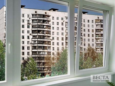 Цены на остекление балконов в доме серии ii-57.